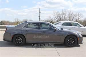 Used Chrysler 300 Srt Chrysler 300 Srt Could Return To Us In 2016 187 Autoguide