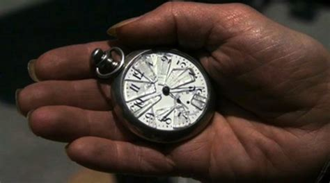 Observations on film art : Time piece In Time Movie Clock