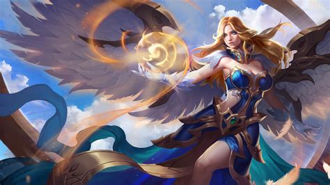 wallpaper rov pc 2560x1024 lauriel arena of valor 2560x1024 resolution hd
