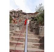 Pavagadh Hill Kalika Mata Temple Hinduism Champaner