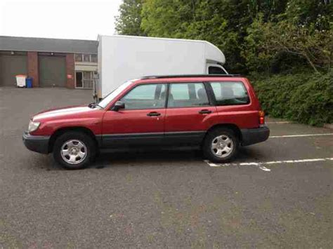 maroon subaru subaru 1999 forester gls maroon car for sale