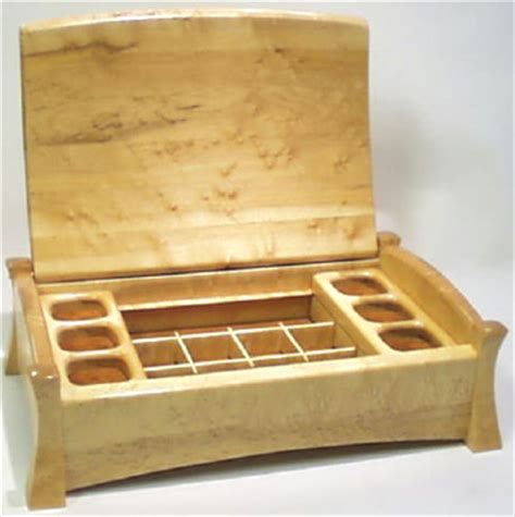 make wooden jewelry box smith galleries made wooden jewelry boxes at