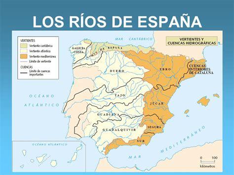 Los Rios De Espana | los r 205 os de espa 209 a ppt video online descargar