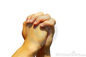 Prayer hands stock images image 6532654