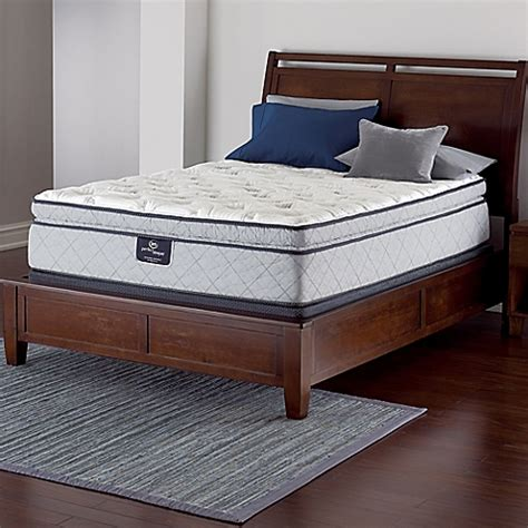 pillow top for twin bed buy serta 174 perfect sleeper 174 felton super pillow top low