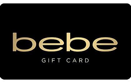 Bebe Gift Card - bebe e gift card bebe