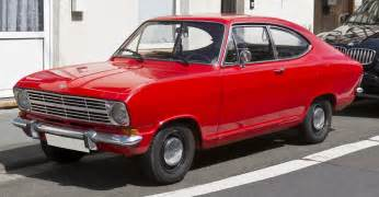 Opel Kadett Coupe Opel Kadett Technical Details History Photos On Better