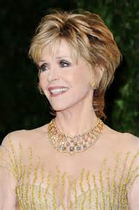 how do you get fonda haircut jane fonda at 2012 vanity fair oscar party at sunset tower