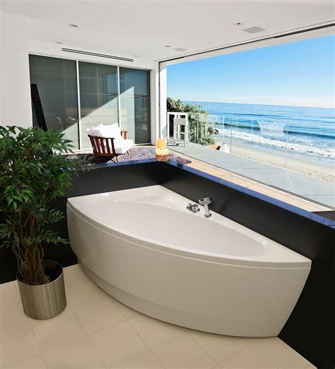 materiale vasca da bagno idea r wht la vasca da bagno ad angolo aquatica in