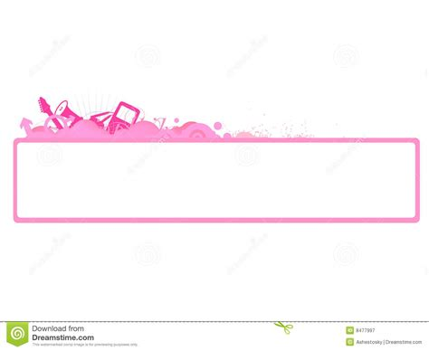 design header web free blog web site header design vector royalty free stock