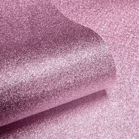 glitter wallpaper hanging instructions glitter wallpaper with muriva sparkle plain in soft pink