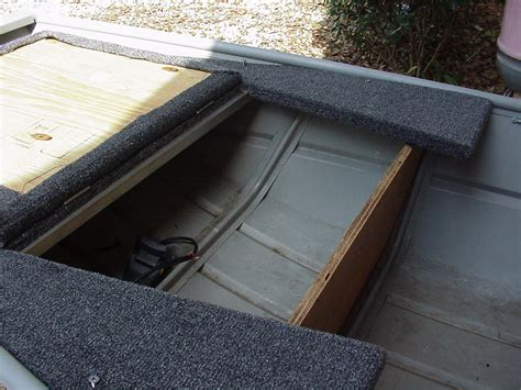 how to build a boat deck 201305 boat