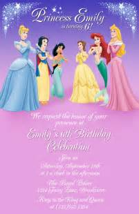 disney princess invitations printable disney princess invitations theruntime