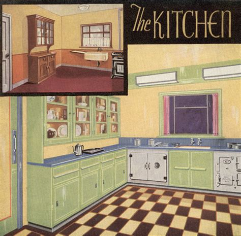Pale Green Kitchen Cabinets by 1930s Paint Colours An Introduction Patrick Baty