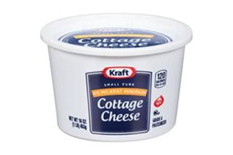 kraft cottage cheese name kraft cottage cheese