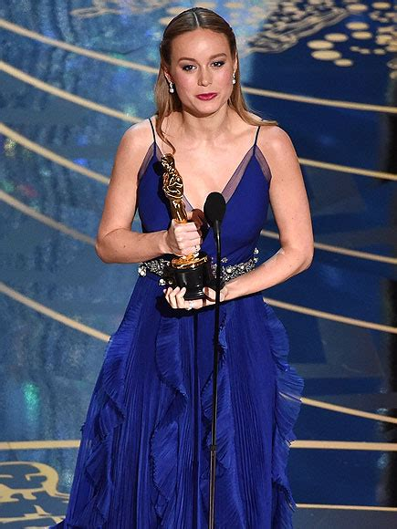 oscar winners best oscars 2016 brie larson wins best for room