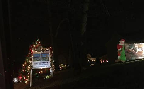 mcadenville nc lights 2017 light up your spirit in town usa