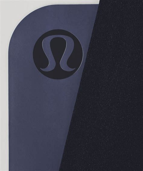 Lululemon Mat Care by Lululemon The Reversible Un Mat Greyvy White