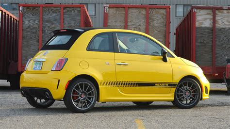 fiat 500 abarth convertible review 2016 fiat 500c abarth review everything s a compromise