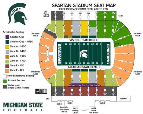 Spartan Ticket Office by Tickets Spartan Fund
