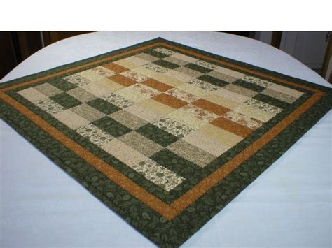 square table toppers handmade patchwork square table topper