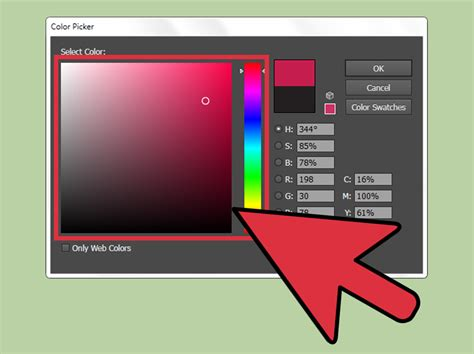 edit pattern color illustrator 3 ways to change adobe illustrator font color wikihow