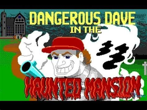 old dos games full version dangerous dave p2 old dos pc game full let s play