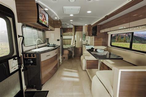 24 Foot Motorhome Floor Plans View Interior Lounge Winnebago Rvs