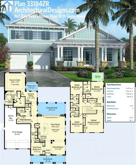 28 best images about net zero ready house plans on
