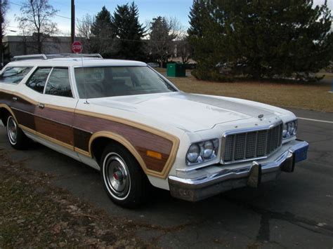 Gran Torino Station Wagon by 1976 Ford Gran Torino Squire Station Wagon 351 Country