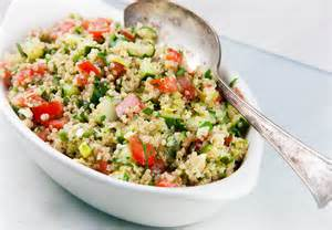 Ranch Home Style Quinoa Tabbouleh Texas Style