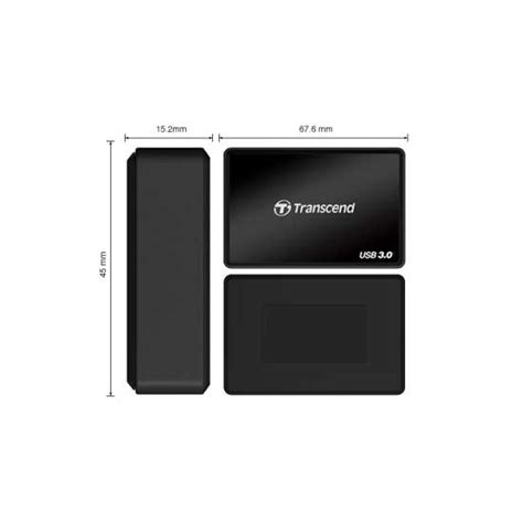 Card Reader Usb 3 0 Transcend Rdf8 transcend card reader rdf8 harga dan spesifikasi