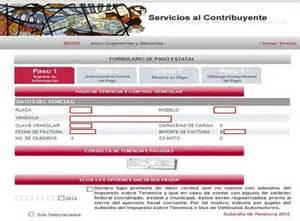 formato tenencia hasta 2 de mayo pueden pagar tenencia en estado de m 233 xico