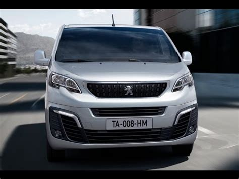 peugeot expert 2017 2016 new peugeot expert 2017 youtube