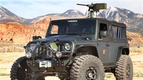 zombie jeep v8 jeep wrangler recon is ready for zombie apocalypse