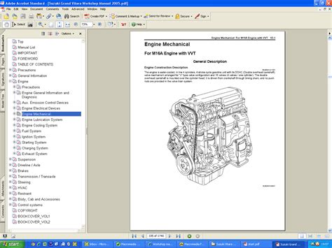Suzuki Vitara Workshop Manual Free Suzuki Grand Vitara Repair Manualuvuqgwtrke
