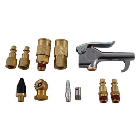 husky 13 brass air compressor accessory kit hda51300av the home depot