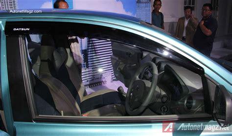 Talang Air Datsun Go Plus Panca talang air datsun go panca aksesoris