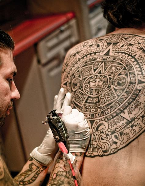 tattoo goo mexico aztec tattoo designs on pinterest tattoo designs aztec
