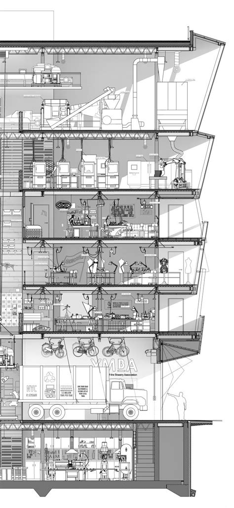 drawing sections architecture 463 best images about architectural drawings on pinterest