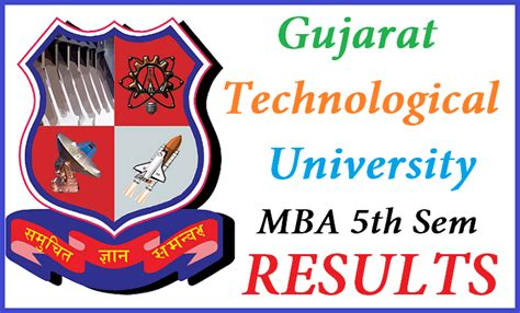 Gtu Result By Student Name Mba by Gujarat Technological Gtu Mba 5th Semester
