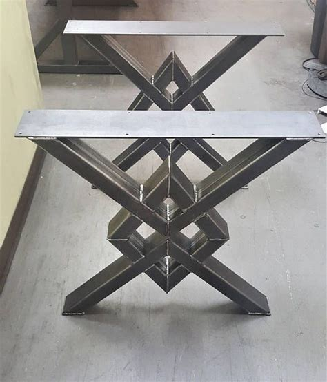 unique dining table legs model dddtl01 heavy duty metal legs industrial sturdy