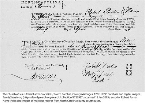 Fulton County Marriage License Records Stoy Family Genealogy Person Page