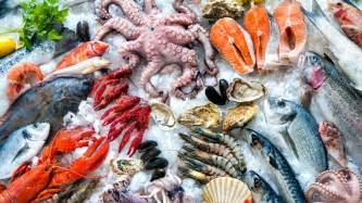 Seafood if you eat seafood you are eating thousands of pieces of