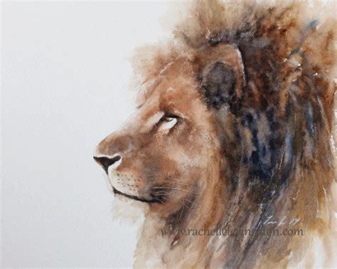 lion print lion painting of lion print lion art print lion print