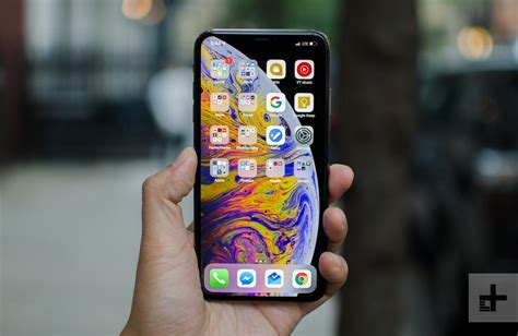 apple iphone xs max  huawei p pro spec comparison