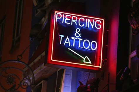 can you get a tattoo under 18 age limits for piercing and tattooing by state