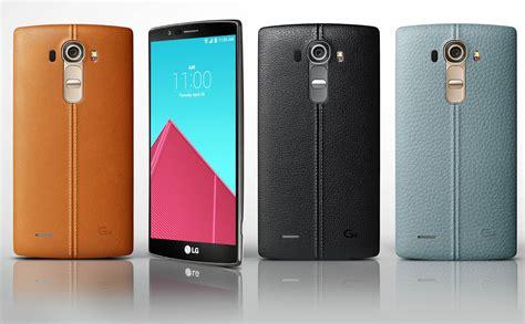 g4 le lg g4 un smartphone haut de gamme et haute couture