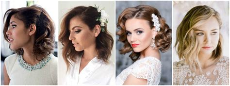 Wedding Hair Pinned To Side by The Best Wedding Hairstyles That Will Leave A Lasting