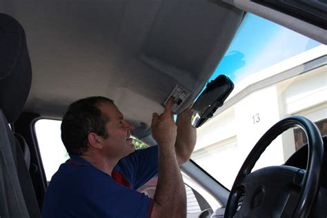 Car Ceiling Replacement by Home Mobile Car Roof Liner Repairs